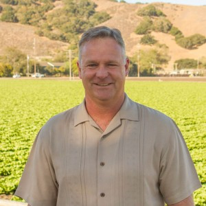 Larry Burk president of produce west